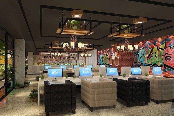 网吧线路设计